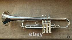 Légèrement Utilisé! Schilke Handcraft Hc1-s Avec Boîtier Original Trompette Gamonbrass