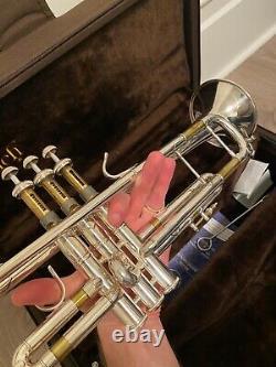 Modèle Bach 180s37 Stradivarius Professional Bb Trumpet