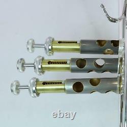 Modèle De Bach 180s37 Trompette Stradivarius Bb En Plaque D'argent Mint Condition