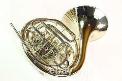 Modèle Holton H179'farkas' Professional Double French Horn Mint Condition
