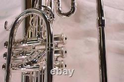 Modèle King 1121sp'ultimate' Marché Professionnel Mellophone Mint Condition
