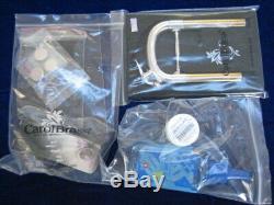 New / Demo Carol Brass Modèle C-trompette Ctr-5060h-gss-c-s Avec Sacs À Dos