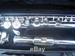 Nouveau Modèle Professionnel Ouvert Hole Flute Fabriqué Par Opus Low B Foot List