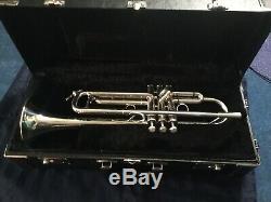 Nouveau Schilke S32hd Argent Bb Trompette Withcase Et Embouchure