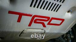 Nouvelle Plaque De Dérapage Avant Trd Pro Skid Plate Pour Toyota Tacoma 4runner 2016 2020