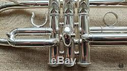 Poids Lourds Bore Yamaha Ytr6445hs Grand Mark Ii, Cas, Mpc Gamonbrass Trompette