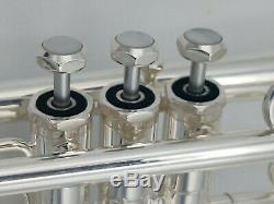 Pristine Schilke S43hdl-f John Faddis Professional Trompette Avec Accordable De Bell