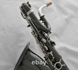 Pro. Black Nickel Argent Taishan Baritone Saxophone Low A Sax Allemagne