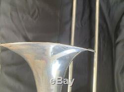 Professionnel Bach Stradivarius 50b Bass Trombone Avec Étui