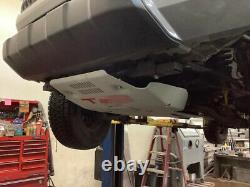 Protection De Plaque De Dérapage Avant En Aluminium Adaptée Pour 2016-2020 Toyota Tacoma Trd Pro