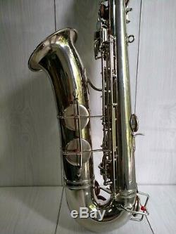 Rare Saxophone Vintage C-melody Selmer Modèle 22, Prêt À L'emploi, Expédition Rapide