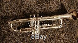 Rare Vintage 1952 Restauré Conn Connstellation 28b Trompette