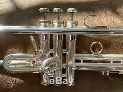 Roi 2007 2007at Withtrigger Bb Trompette. 468 Grand Bore Professional Latin Jazz