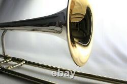 Roi 3b Silversonic Utilisé Jazz Trombone 1959