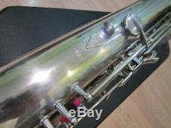 Saxophone Baryton Weltklang (b & S)