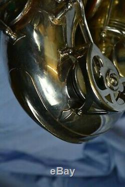 Saxophone Buffet Crampon S1 Argent Tenor