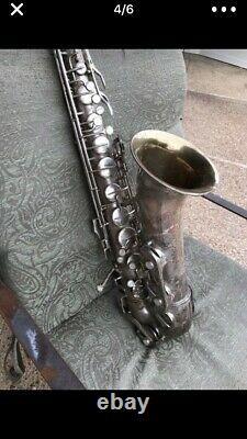 Saxophone Luxor Solo Guban Tenore