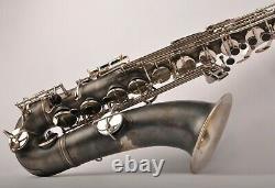 Saxophone Ténor Conn New Wonder II Chu Berry, Personnalisé! Expédition Rapide