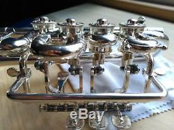 Scherzer Js8112st-2-0 Trompette Piccolo Rotative