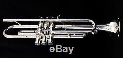 Schilke B1 Trompette En Sib Avec Etui Double Stradivarius Bach Artisan