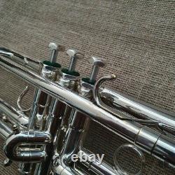 Schilke B2, ML Bore, Boîtier Original Et Embouchure Gamonbrass Trompette
