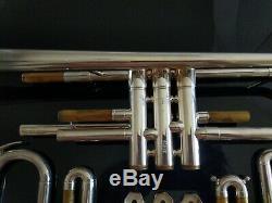 Schilke B5 Bb Trumpet 1981 1 Propriétaire Peine Joué