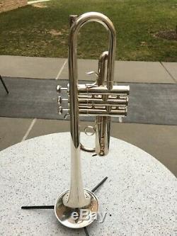 Schilke C2 Trompette Silver Plate