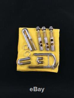 Schilke S32 Professional Trompette. Avec Cas. Bach, Becs Benge Et Schilke