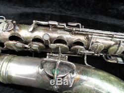 Selmer C Saxophone Incurvé