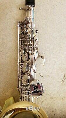 Selmer Mark VI Saxophone Alto Rare, Avec F # Élevé, Et Autres Options D'usine