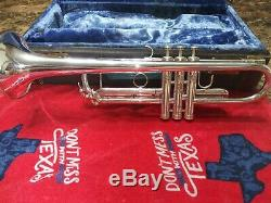 Selmer Paris Choeur 80j Bb Trompette Sn # 90998
