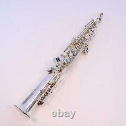 Selmer Paris Modèle 53js'series III Jubilee' Soprano Saxophone Mint Condition