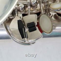 Selmer Paris Super Balanced Action Tenor Saxophone Sn 46208 Argent Original