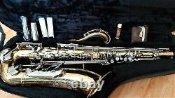Serviced Keilwerth The New King Made In Germany Saxophone Ténor