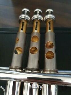 Signes Minimes D'utilisation! Leblanc T357 Arturo Sandoval, Trompette Cas Gamonbrass