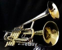 Sonnette De Trompette En Sb À Double Cloche, 4 Voies, Socle Modifié Avec Modification K, 24b