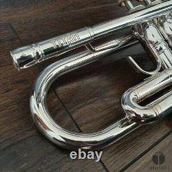 Stomvi Titan C-key, Double Caisse Originale, Trompette Bellflex Bell Gamonbrass