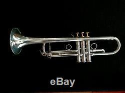 Sur Mesure Carolbrass Ctr-5000 Trompette Yamaha Professional W Ytr-639 De Bell