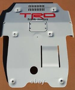 Toyota Tacoma 2016 2021 Off Road / Trd Pro Front Skid Plate Oem Nouveau