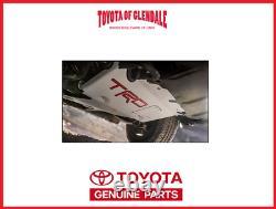 Toyota Tundra Trd Pro Front Skid Plate 2014-2021 Genuine Oem New Ptr60-34190