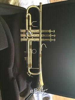 Trompette Bach Stradivarius 43 Rl