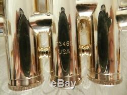 Trompette Comité Martin Bb Holton T3465 USA (1972-2007) Le Numéro De Série 214620
