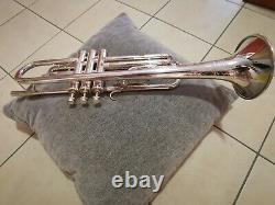 Trompette Holton Modèle 48 Llewellyn En Très Bon État