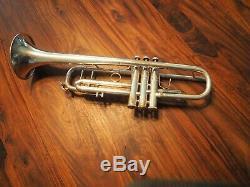 Trompette Modèle 37 Stradivarius De Bach