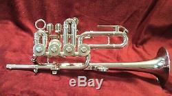 Trompette Piccolo Rotative Yamaha Ytr 988