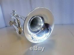 Trompette Schilke B2 1965 Avec Étui D'origine Et Embouchure