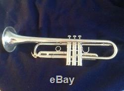 Trompette Schilke Professional Lightweight Modèle B7 S / N 58795 (milieu Des Années 2000)