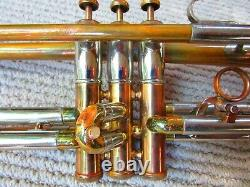 Trumpet Olds Recording Los Angeles, Série Californienne N° 74324, Et Boîtier Original