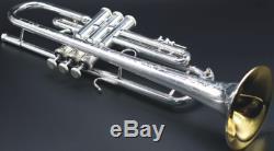 Vicent Bach Trompette Professionnelle Série 180 Stradivarius Modèle 37 Inside Gold