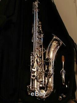 Viking M-58s Argent Plaqué Tenor Saxophone